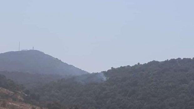Izrael ismét libanoni területet támadott