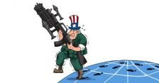 Az USA még mindig nem mond le a világuralomról
