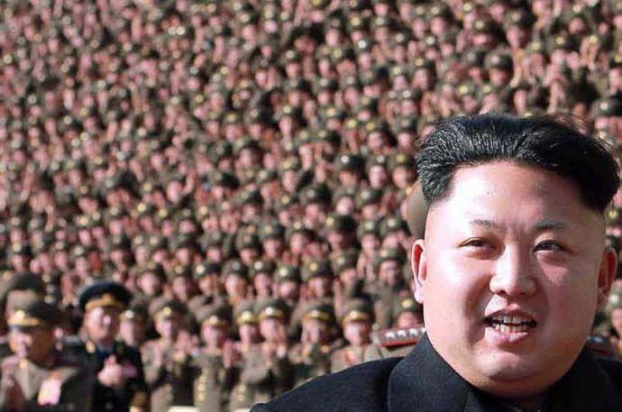 Micsoda? Tüntetés volt Észak-Koreában