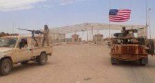 Bekerített egy amerikai bázist a szíriai hadsereg