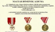 Internetes albumban a hős magyar katonák