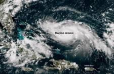 A legveszélyesebb 5-ös fokozatúra erősödött a Dorian hurrikán