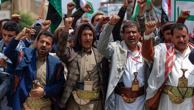 Jemenben is tüntettek az Izraellel történő kiegyezés ellen