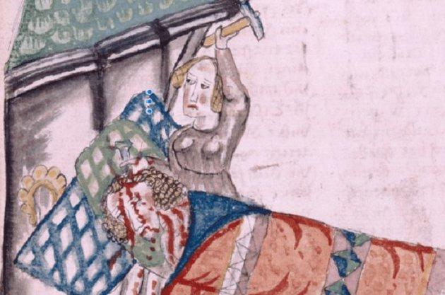 Hogyan ússzunk meg egy gyilkosságot a középkorban?