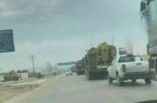 Az Al-Kaidával szövetkezve vonul be a török hadsereg Idlebbe