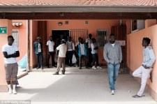 Ingyenes internetet és tiszta lakást követeltek az olaszországi ránkvándorlók