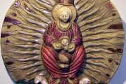 Csíksomlyói búcsú és Babba Mária a Napba öltözött Boldogasszony