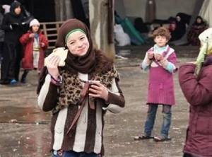 Szíria egymillió hektár termőföldet  veszített el