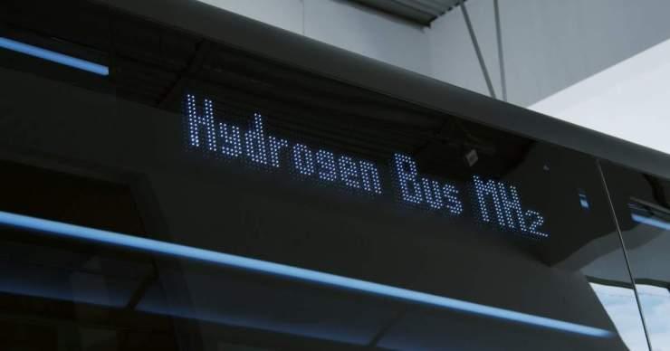 Elkészült az első hidrogénmeghajtású autóbusz Iglón
