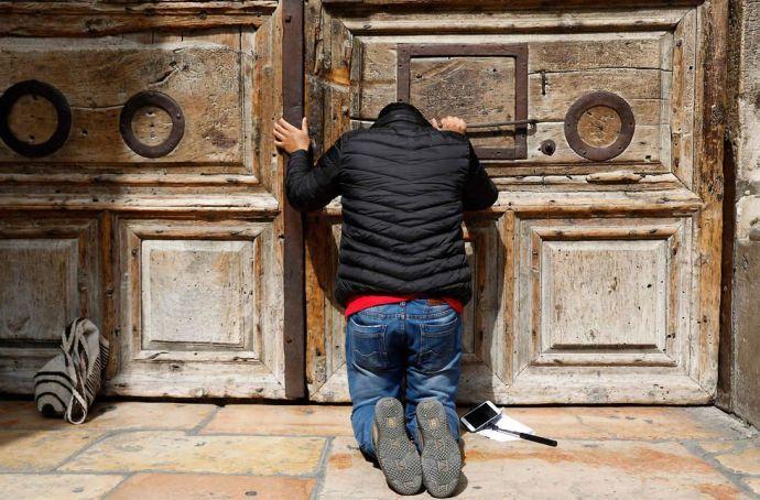 Jeruzsálemben bezárták a Szent Sír-bazilikát – tiltakozásul a megszálló zsidók kapzsisága ellen