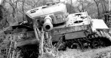 Egy Zala megyei kis faluban makacsul tartja magát az elásott Tigris tank legendája