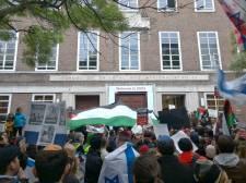 Izrael bojkottjára szólít fel Sargentini pártja
