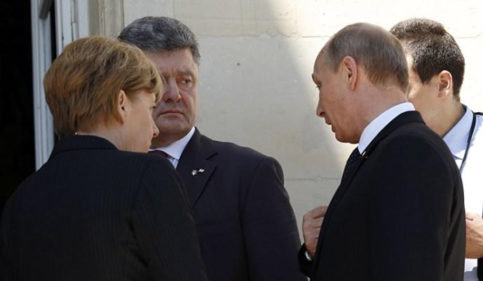 Putyin: azonnal meg kell szüntetni a büntető hadműveletet Ukrajna keleti részén