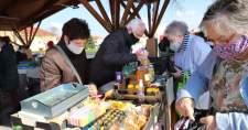 Őstermelői piac nyílt Szepsiben