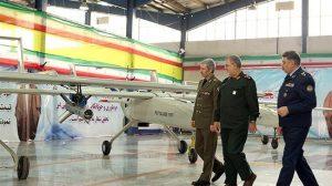 Irán megkezdi a precíziós irányítású bombával felszerelt drón tömeggyártását (videó)