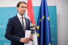 Kurz osztrák kancellár tovább lóbálja a pozitív vasrudat: most az EU fejére célzott