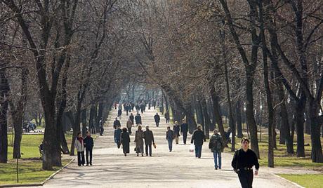 Megdőlt a melegrekord Moszkvában