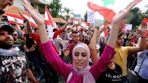 Általános sztrájkot tartottak Libanonban
