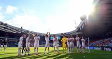 Európa-bajnokság: bajban a horvátok, boldogok a csehek