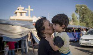 Európában is üldözik a közel-keleti keresztényeket az iszlamisták