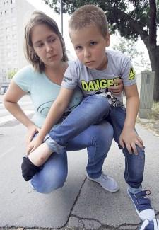 Hétéves kis hős próbált visszatartani egy gyilkosságért elítélt bűnözőt Budapesten