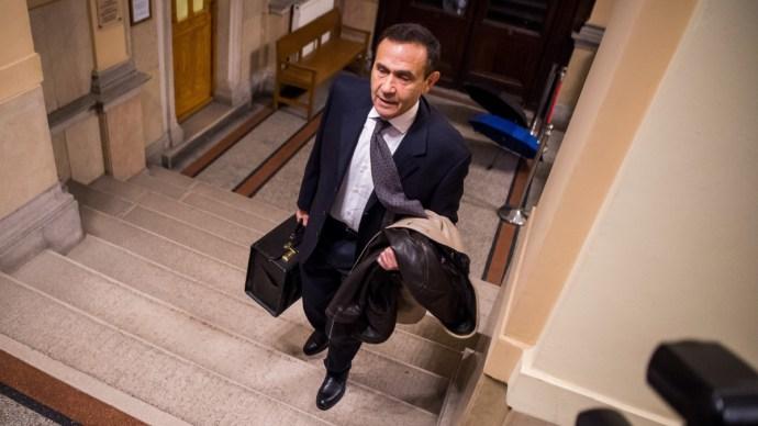 Gyárfás Tamás a bíróságon felsorolta, kik próbálták megzsarolni