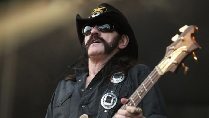 Elhunyt Lemmy Kilmister, a Motörhead legendája