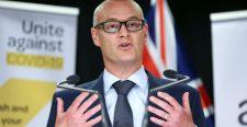 """""""Egy idióta vagyok"""" – az új-zélandi egészségügyi miniszter megsértette a karantén"""