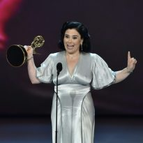 Magyarul üzent anyukájának a gálán az Emmy-díjas színésznő