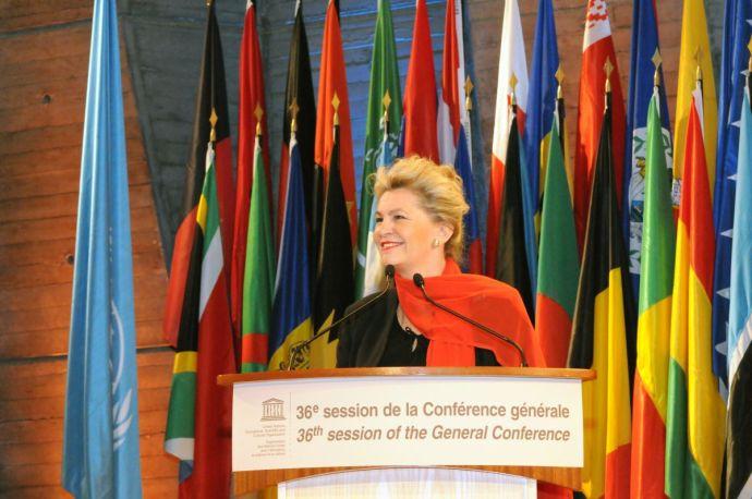 Bogyay Katalin lesz január 1-től Magyarország ENSZ-nagykövete