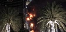 Megfékezték a dubaji felhőkarcolóban tomboló tüzet