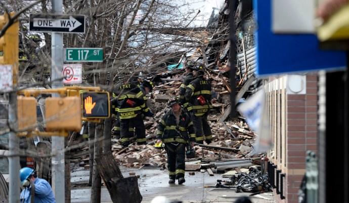 Ketten meghaltak, mintegy húszan megsebesültek a new yorki robbanásban