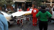 A keresztény negyedeket támadják az iszlamisták Damaszkuszban (képek)