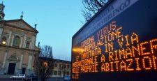 Koronavírus: Teljes katonai vesztegzár alá helyeztek két olasz régiót