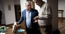 Orbán Viktor alaposan meglepte a kártyapartnerét
