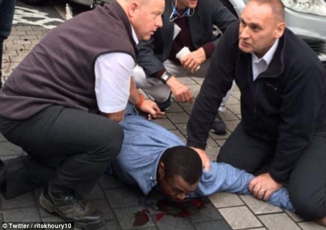 London: már szabadon is engedték a néger gázolót