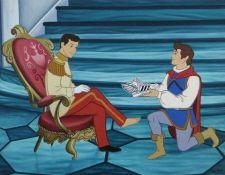 Andrew Lloyd Webber haladó szellemű Hamupipőkéjében a királyfi egy herceggel jön össze