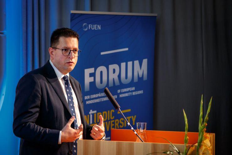 Vincze Loránt: Európa kisebbségeinek lehetőséget kell adni, hogy hozzájáruljanak a társadalom és a gazdaság fejlődéséhez!