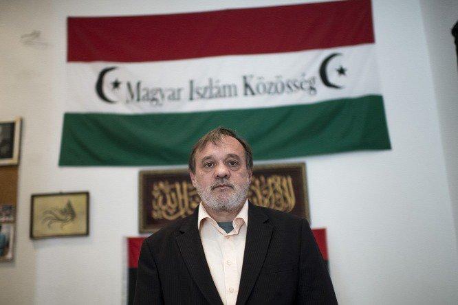 """Soha nem tapasztalt szinten a hazai """"iszlamofóbia"""" – panaszkodik a Magyar Iszlám Közösség vezetője"""