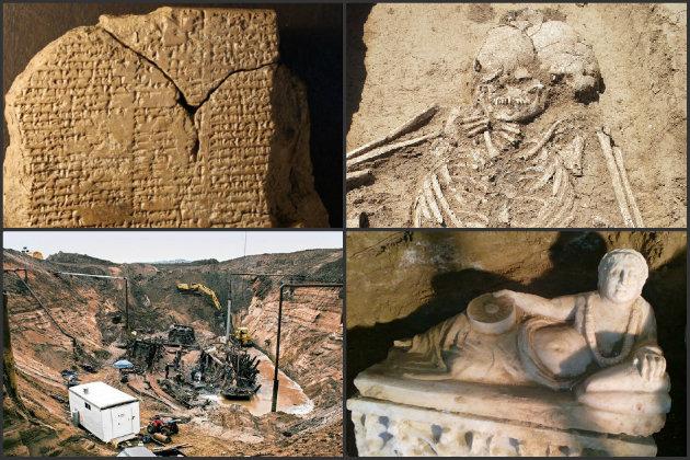 Ez volt 2015 hét legnagyobb régészeti szenzációja