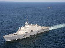 Nem várt probléma az USA legújabb hadihajóján