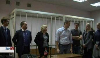 Őrizetben Putyin legfőbb ellenfele