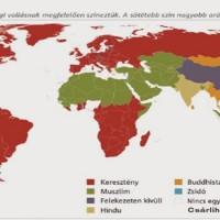 A világ vallásai és a CSÁRLIHEBDÓK