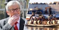 Juncker még nem tudja: A menekült-kvóta hamarosan okafogyott lesz