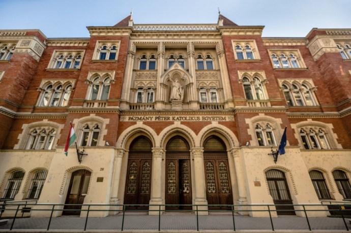 Nagy elismerés a Pázmány Péter Katolikus Egyetem ötéves akkreditációja