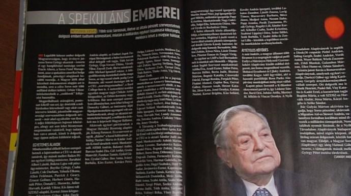 Elhunytak is vannak a Soros-zsoldos listán