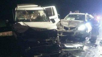 Baleset Somorja közelében: ketten meghaltak