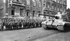 A Wiking és a Totenkopf páncéloshadosztály harca Budapest felszabadításáért