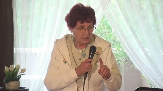 Wittner Mária: Az fogja uralni a világot, ahol a szívcsakra van