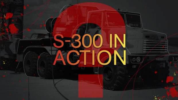 Hadi helyzet Szíriában – az SZ-300-as aktiválva